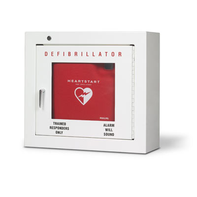 Superbe Philips Healthcare, 989803136531, Defibrillator Cabinet, Accessories  Emergency