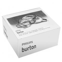 Burton: Gleamer Wide Beam Spot/SuperNova Bulbs, 4/Box
