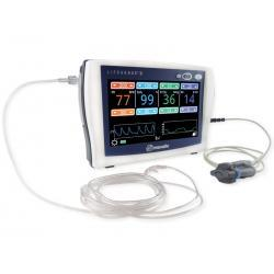 Nonin Medical, LifeSense, LifeSense Capnograph Vital Signs Monitor, Capnography