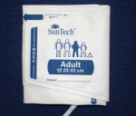 SunTech Adult Disposable BP Cuff